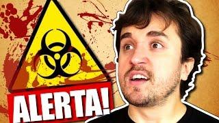 A DOENÇA DA POUCA FÉ - Plague Inc: Evolved (Parte 01)