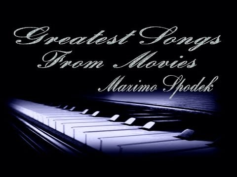 TOP 10 ROMANTIC PIANO LOVE SONGS FROM MOVIES INSTRUMENTAL BACKGROUND...