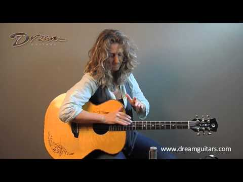 Dream Guitars Mini-Lesson with Vicki Genfan Pt1