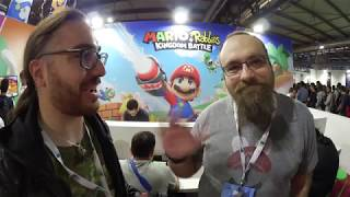 Milan Games Week 17 - Intervista a Davide Soliani (Mario + Rabbids: Kingdom Battle)