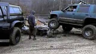 The Chevrolet Tahoe Four Wheelin Compilation Video