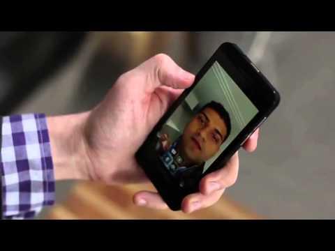 Blackberry 10 BBM Videollamada y compartir la pantalla
