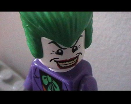 The Dark Knight Trailer. IN LEGO!!! Video