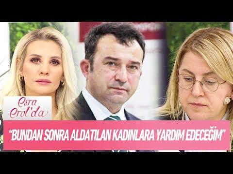 """Rabia Hanım:""""Aldatılan kadınlara destek olacağım"""" - Esra Erol'da 24 Ocak 2018"""