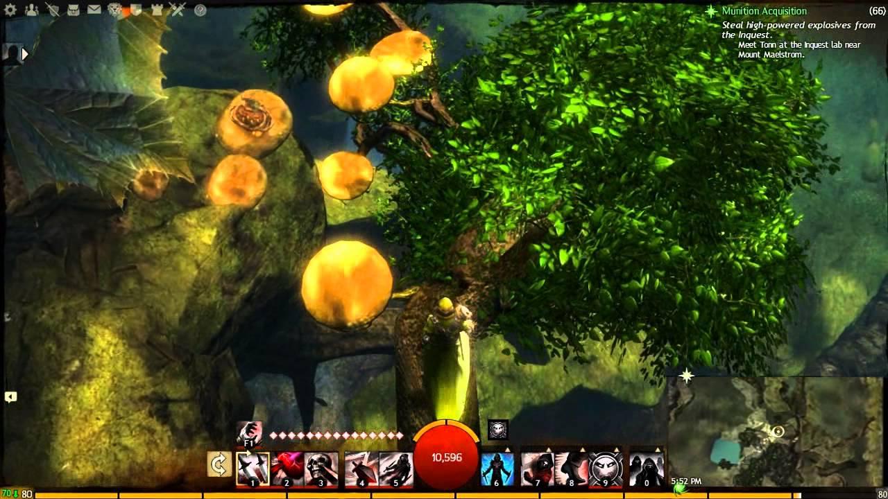 Guild Wars 2 Dierdre 39 S Steps Hidden Jumping Puzzle Walkthrough Youtube