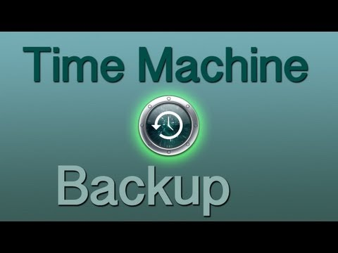 How to set up Time Machine Backup on a Mac
