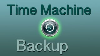 02.How to set up Time Machine Backup on a Mac