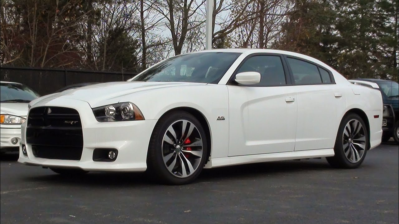 Mvs 2012 Dodge Charger Srt8 Youtube