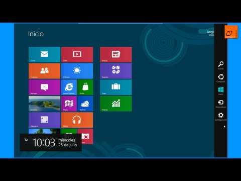 Cómo restaurar Windows 8 sin perder fotos. videos. documentos o aplicaciones