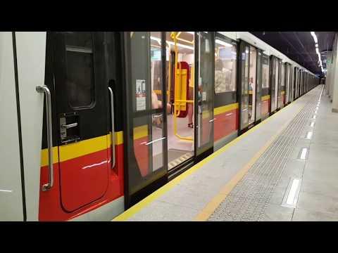 Komunikacja Miejska W Warszawie | Metro Linia M2