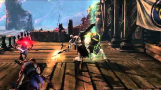 God of War Ascension - God of War Ascension Single Player Trailer GOW 4 HD