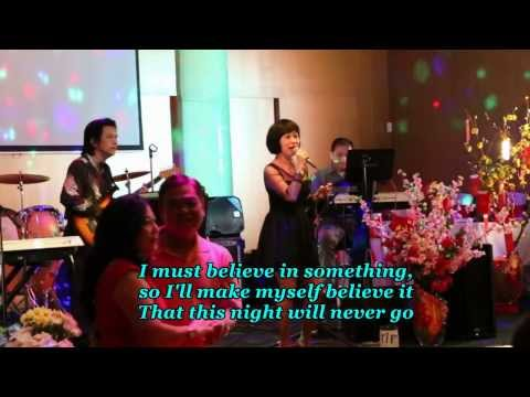 SELF CONTROL (Laura Branigan)- Bich Thuy cover- Feb 01 2014