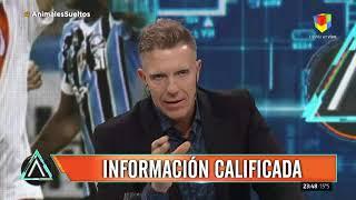 "Fantino, sobre la final de la Libertadores entre Boca y River: ""Es una mala noticia para Macri"""
