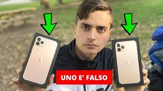 Ho trovato un iPhone 11 Pro falso!!!   CLONE