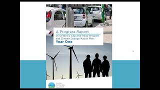 Looking Back  Year One of Ontario's Climate Change Action Plan