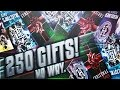 OPENING 250 GIFTS PULLING RARE PRESENTS LIVE mp3