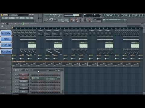 [FL STUDIO 11] 5 Melodies for Electro - House - Progressive Music + FREE FLP