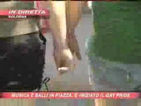 Sky/TG24 – Bologna Pride 2008 (28/06/2008) – prima parte