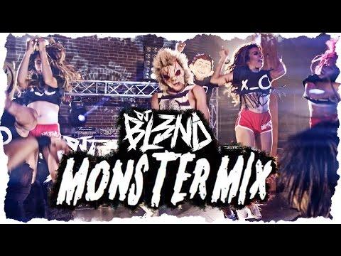(MONSTER MIX) - DJ BL3ND [HD]