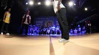KITE vs MECHANIKOOL - Popping Last 16 (UK B-Boy Champs 2011)