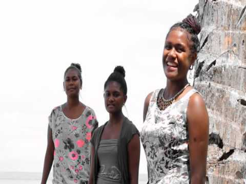 Crystal band: Solomon Islands 2016