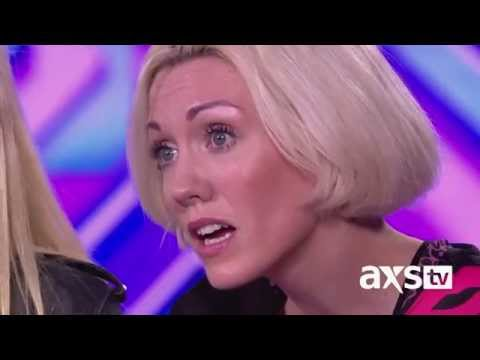 Blonde Electric sing Jessie J's Do It Like A Dude - The X Factor UK on AXS TV