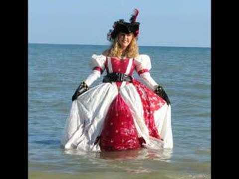 Wetlook - Wetmar Pirate dress in London