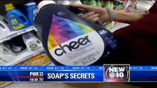 Dirty little secrets about soap