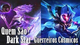 Estrela Negra e os Guerreiros Cósmicos League of Legends