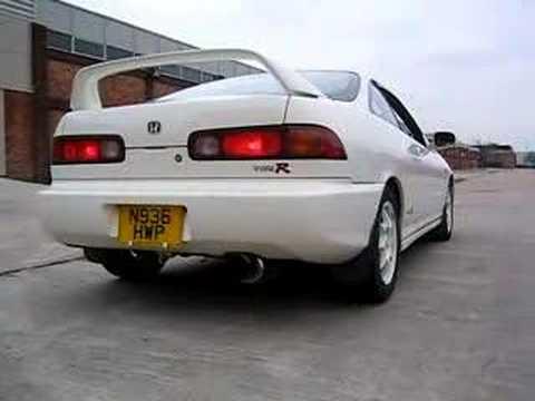 Exhaust Integra Type r Integra Type r Dc2 Buddy Club