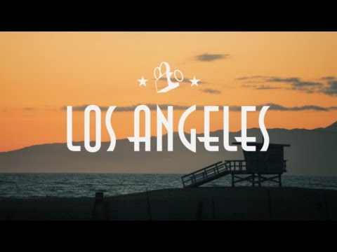 Live the language - Los Angeles