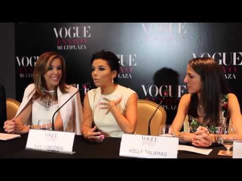 Prensa.com: Eva Longoria en Panamá