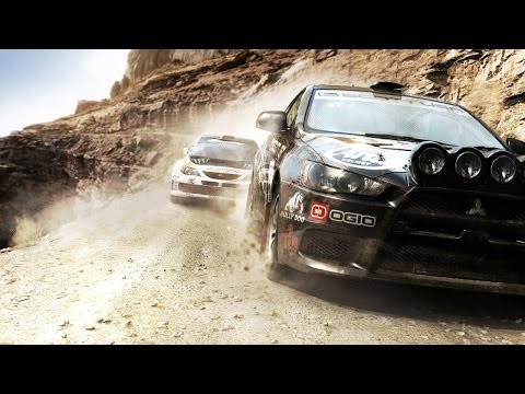 Descargar e Instalar Colin McRae DiRT Full en Español PC - HD