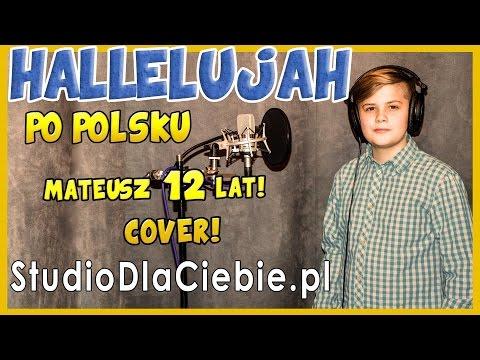 Hallelujah (po polsku) cover by Mateusz Gędek