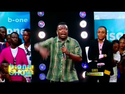 b-one Show, Des Comédies avec Dauphin Mbulamatadi
