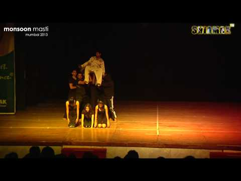 Devdas Theme Music - Shiamak Monsoon Masti 2013 - Mumbai