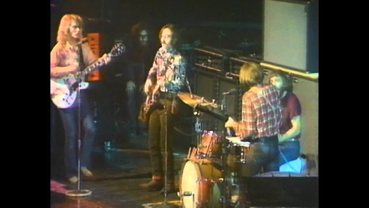 Creedence Clearwater Revival - Live In Europe …