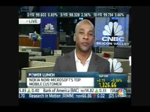 CNBC 2.11.2011 Nokia and Microsoft.wmv
