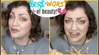 Best & Worst of Beauty: October '17