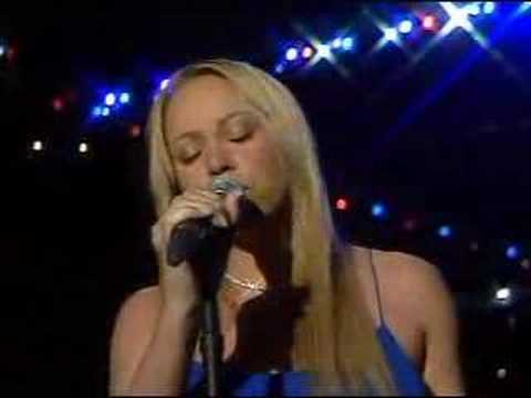 Mariah Carey - Star Spangled Banner (pre-recorded)