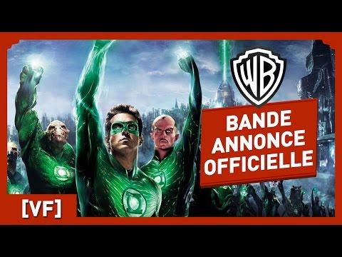 Green Lantern - Bande Annonce Officielle (VF) - Ryan Reynolds / Blake Lively / Peter Sarsgaard thumbnail