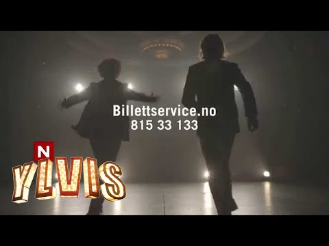 Buy your tickets for I kveld med YLVIS LIVE