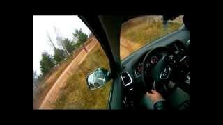 Audi Q7 test-drive