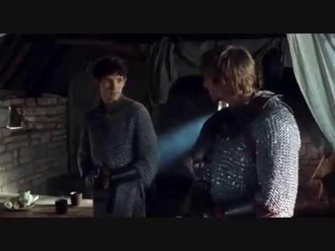 My 12 Gay Merlin Arthur Moments