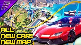 THE CARIBBEAN IS HERE!!! GAMEPLAY, NEW CARS, STATS & other info (Asphalt 9 Update 5)