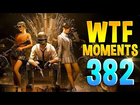 PUBG Daily Funny WTF Moments Highlights Ep 382
