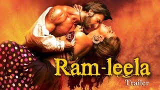 Goliyon Ki Raasleela Ram-leela Official Trailer | Watch Full Movie On Eros Now