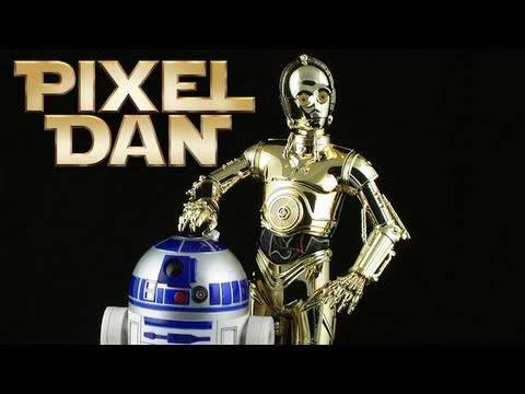 Kotobukiya Star Wars ArtFX+ R2-D2 & C-3PO 1/10 Scale Statue Two-Pack Review