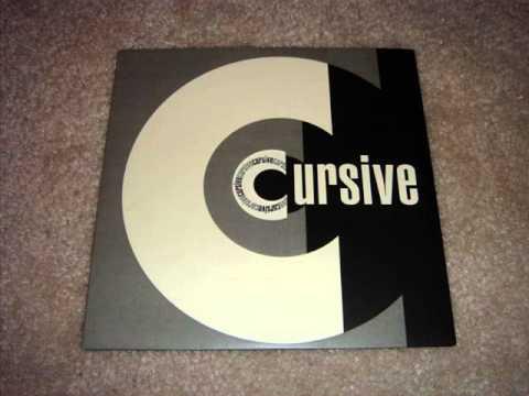 Cursive - Sucker & Dry