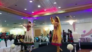 Afghan Wedding Dance Show.